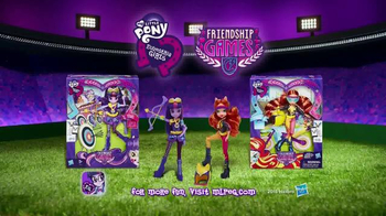 My Little Pony Equestria Girls TV Spot, 'Friendship Games' - Thumbnail 9