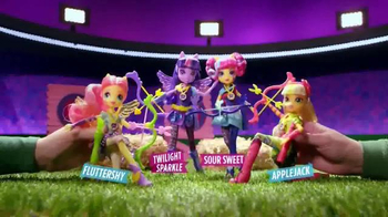 My Little Pony Equestria Girls TV Spot, 'Friendship Games' - Thumbnail 3