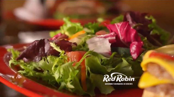 Red Robin TV Spot, 'Wave the White Napkin' - Thumbnail 2