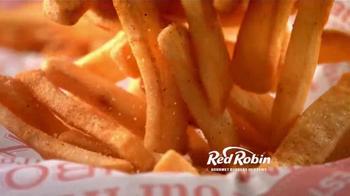 Red Robin TV Spot, 'Wave the White Napkin' - Thumbnail 5