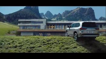2016 Lexus LS & LX TV Spot, 'Different Route' - Thumbnail 3