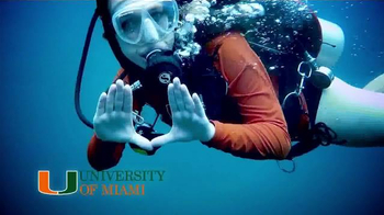 University of Miami TV Spot, 'On Stage'