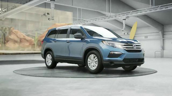 2016 Honda Pilot TV Spot, 'The Incredible Pilot' - Thumbnail 5