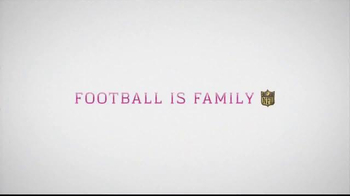 NFL TV Spot, 'Why DeAngelo Williams Supports Breast Cancer Awareness' - Thumbnail 6