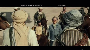 Rock the Kasbah - Alternate Trailer 13