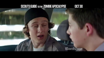 Scouts Guide to the Zombie Apocalypse - Alternate Trailer 11