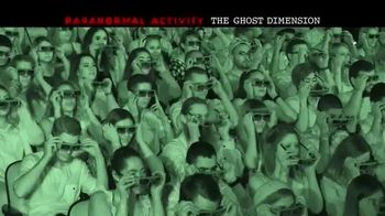 Paranormal Activity: The Ghost Dimension - Alternate Trailer 11