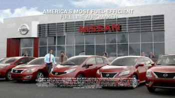 2015 Nissan Altima TV Spot, 'Wallet' - Thumbnail 3