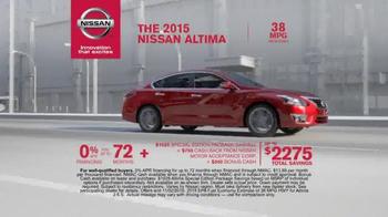 2015 Nissan Altima TV Spot, 'Wallet' - Thumbnail 7