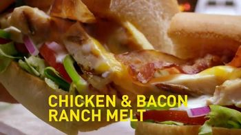 Subway Chicken & Bacon Ranch Melt TV Spot, 'The Craft' - 3410 commercial airings