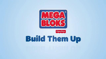 Mega Bloks Block Scooping Wagon TV Spot, 'Rolling, Scooping and Building' - Thumbnail 8