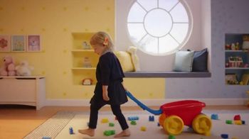 Mega Bloks Block Scooping Wagon TV Spot, 'Rolling, Scooping and Building'