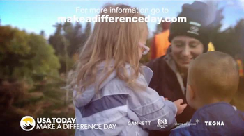 USA Today Make A Difference Day TV Spot, 'King 5' - Thumbnail 8