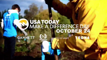 USA Today Make A Difference Day TV Spot, 'King 5' - Thumbnail 4