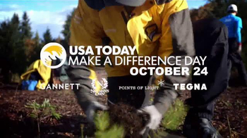 USA Today Make A Difference Day TV Spot, 'King 5' - Thumbnail 5