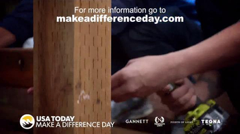 USA Today Make A Difference Day TV Spot, 'King 5' - Thumbnail 6