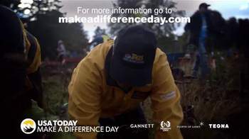 USA Today Make A Difference Day TV Spot, 'King 5' - Thumbnail 7