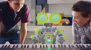 Meccano Meccanoid G15 TV Spot, 'Build Your Own Robot'