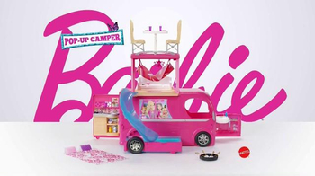 Barbie Pop-Up Camper TV Spot, 'Pop Pop Pop' - Thumbnail 9