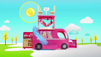 Barbie Pop-Up Camper TV Spot, 'Pop Pop Pop' - Thumbnail 2