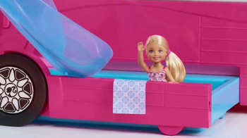 Barbie Pop-Up Camper TV Spot, 'Pop Pop Pop' - Thumbnail 3