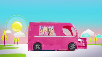 Barbie Pop-Up Camper TV Spot, 'Pop Pop Pop' - Thumbnail 5
