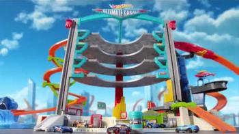 Hot Wheels Ultimate Garage TV Spot, 'It's Huge' - Thumbnail 3