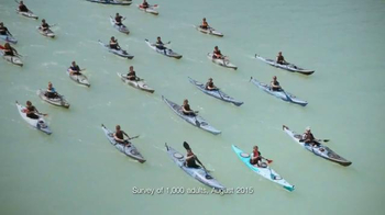 One A Day Healthy Adult Healthy Metabolism Support TV Spot, 'Kayak' - Thumbnail 2