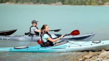 One A Day Healthy Adult Healthy Metabolism Support TV Spot, 'Kayak' - Thumbnail 3