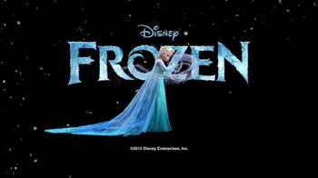 Mattel Disney Frozen Ice Magic Castle and Ice Power Elsa TV Spot, 'Glow' - Thumbnail 1