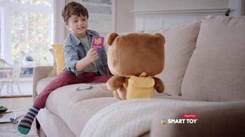 Smart Toy Bear TV Spot, 'Play Back'