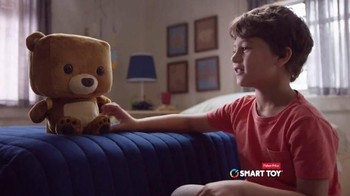 Smart Toy Bear TV Spot, 'Play Back' - Thumbnail 1