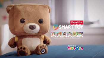 Smart Toy Bear TV Spot, 'Play Back' - Thumbnail 8