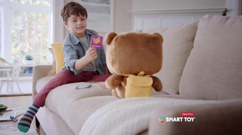Smart Toy Bear TV Spot, 'Play Back'