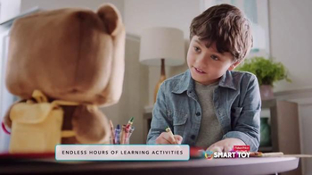 Smart Toy Bear TV Spot, 'Play Back' - Thumbnail 5