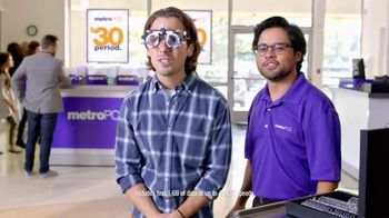 MetroPCS TV Spot, 'Eyes' - Thumbnail 4