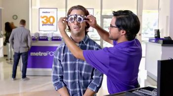 MetroPCS TV Spot, 'Eyes' - Thumbnail 5