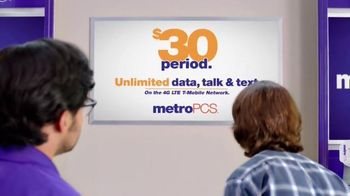 MetroPCS TV Spot, 'Eyes' - Thumbnail 6