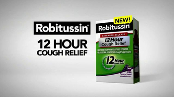 Robitussin 12 Hour Cough Relief TV Spot, 'It's Never Just a Cough' - Thumbnail 8