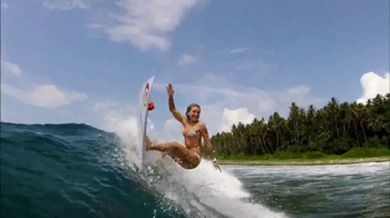 GoPro HERO4 TV Spot, 'Shredding Waves' Ft. Alana Blanchard, Nikki van Dijk - Thumbnail 8