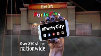 Party City TV Spot, 'Halloween: Open Late' - Thumbnail 10