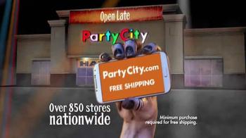 Party City TV Spot, 'Halloween: Open Late' - Thumbnail 9