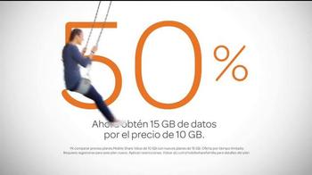 AT&T Mobile Share Value Plan TV Spot, 'La receta de tía' [Spanish] - Thumbnail 7