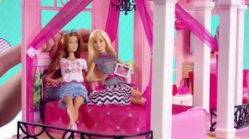 Barbie Dreamhouse TV Spot, 'Slumber Party'