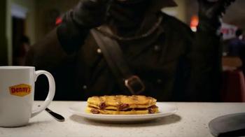 Denny's Pumpkin Pecan Pie Pancakes TV Spot, 'Headless Horseman' - Thumbnail 2