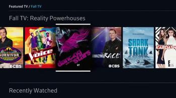 XFINITY On Demand TV Spot, 'Fall TV Reality Shows' - Thumbnail 3