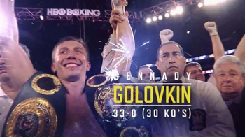 World Boxing Organization TV Spot, '2015 Golovkin vs. Lemieux' [Spanish] - 32 commercial airings