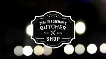 George Foreman's Butcher Shop Ultimate Variety Pack TV Spot, 'Artisan Meat' - Thumbnail 1