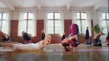 MasterCard MasterPass TV Spot, \'Yoga\' Featuring Kate McKinnon