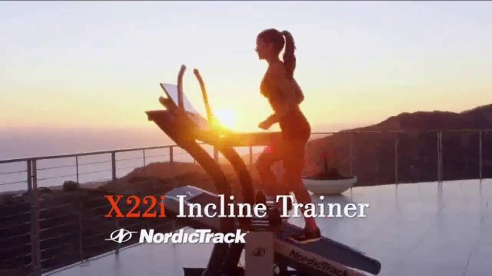 NordicTrack X22i Incline Trainer TV Commercial, 'Coach' Feat. Jillian Michaels
